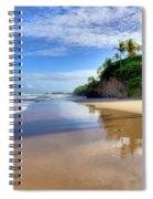 Mayaro Beach Trinidad Spiral Notebook