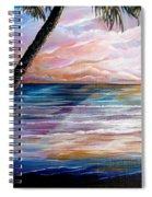 Mayaro Dawn Spiral Notebook