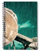 Mayday Mayday Spiral Notebook