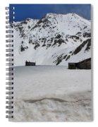 Mayflower Gulch Winter 4 Spiral Notebook