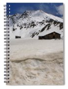 Mayflower Gulch Winter 5 Spiral Notebook