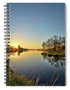 Maynes Grove Spring Rise 2 Spiral Notebook