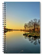 Maynes Grove Spring Rise Spiral Notebook