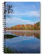 Mayor's Pond, Autumn, #1 Spiral Notebook