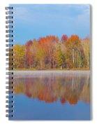 Mayor's Pond, Autumn, #2 Spiral Notebook