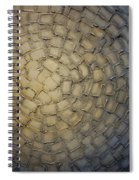 Maze Spiral Notebook
