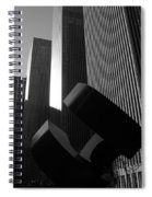Mc Graw Hill Building Spiral Notebook