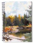 Mccall Landscape Spiral Notebook