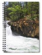 Mccloud Lowerfalls Spiral Notebook