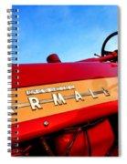 Mccormick Farmall 450 Spiral Notebook