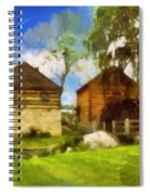 Mccormick Mill Spiral Notebook