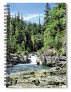 Mcdonald Creek 1 Spiral Notebook