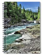 Mcdonald Creek 2 Spiral Notebook