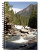 Mcdonald Creek Spiral Notebook