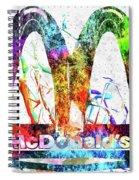Mcdonalds Spiral Notebook