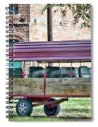 Mcgaritys Saloon Spiral Notebook