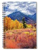 Mcgee Creek Majesty Spiral Notebook