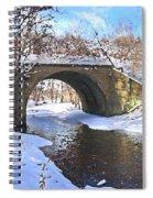 Mcgowan Bridge Spiral Notebook