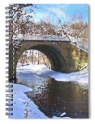 Mcgowan Bridge Spiral Notebook