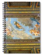 Mcgraw Rotunda Mural Spiral Notebook