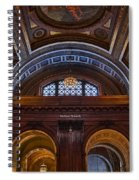 Mcgraw Rotunda Nypl Spiral Notebook