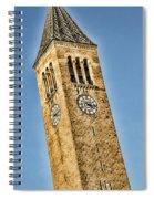 Mcgraw Tower Spiral Notebook