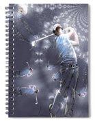 Mcilroy Mania Spiral Notebook