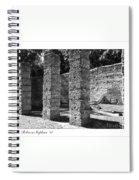 Mcintosh Sugar Mill Tabby Ruins 1825  Spiral Notebook
