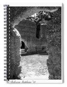 Mcintosh Sugar Mill Tabby Ruins  Spiral Notebook