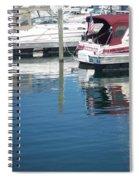 Mckinley Marina 1 Spiral Notebook