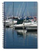 Mckinley Marina 2 Spiral Notebook