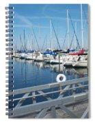 Mckinley Marina 5 Spiral Notebook