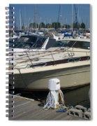 Mckinley Marina 7 Spiral Notebook