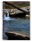 Mckinney Falls State Park-upper Falls 6 Spiral Notebook