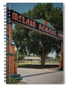 Mclain Rogers Entrance Spiral Notebook