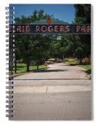 Mclain Rogers Park Spiral Notebook