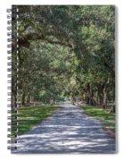 Mcleod Allee Spiral Notebook