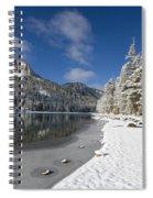 Mcleod Lake Spiral Notebook