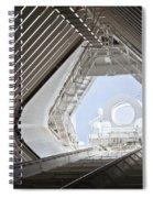 Mcmath-pierce Solar Observatory Spiral Notebook