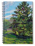 Mcmichael Spruce Spiral Notebook