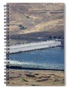 Mcnary Dam Spiral Notebook