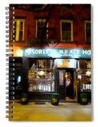 Mcsorleys At Night Spiral Notebook