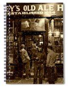 Mcsorley's Old Ale House Spiral Notebook