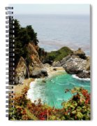 Mcway Falls 2 Spiral Notebook