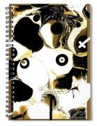 Mdm. X Spiral Notebook