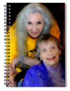 Me And B Spiral Notebook
