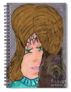 Me And My Silky Terrier Spiral Notebook