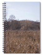 Meadow At Arnold Arboretum Spiral Notebook