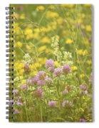 Meadow Dreams... Spiral Notebook