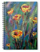 Meadow Flowers Spiral Notebook